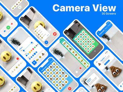 Place UI Kit - Camera View