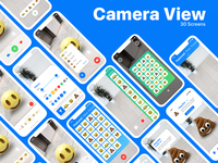 Place UI Kit - Camera View