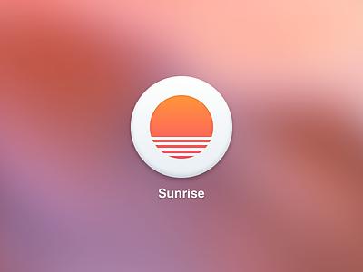 Sunrise Desktop sunrise app icon replacement yosemite calendar