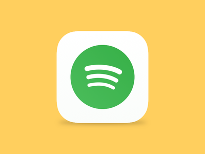 Spotify icon alternative ios icon spotify