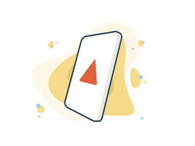 Upvote button arrow 3d product hunt upvote