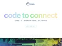 F8 2016 Facebook Developer Conference Website