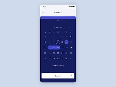 Checkout Concept ecommerce animation app mobile