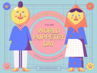 March 21st : World Puppetry Day