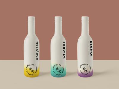 Distillerie Constant Berger - Packaging