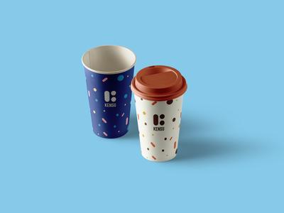Kensu - Goodies (Coffee cup)