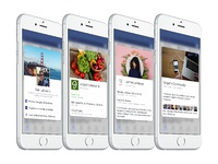 Facebook 3d touch dribbble