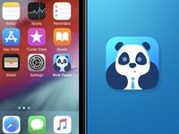 Work Panda iOS icon