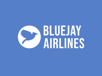 Daily Logo Challenge #12 - Airline Logo