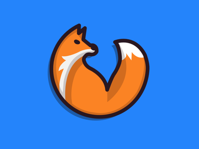 Daily Logo Challenge #16 - Fox Logo