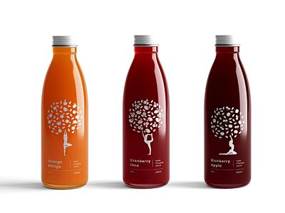 Drink Label Designs packaging design retail packaging label design juice consumer goods bottle beverage