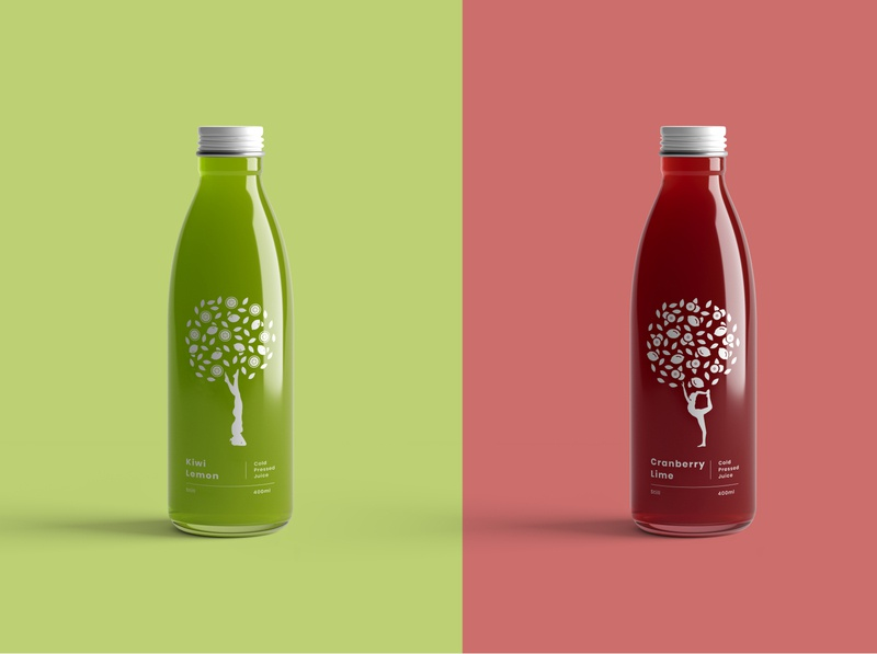 Juice Label Designs bottle label beverages beverage packaging beverage design juice illustration label packaging labeldesign label design packaging design packaging branding