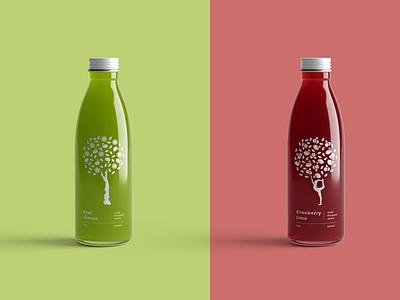 Juice Label Designs bottle label beverages beverage packaging beverage design juice illustration label packaging labeldesign label design packaging design packaging branding