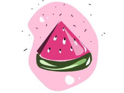 Watermelon Background book cover cover page wall art background design poster graphic design illustration fruits health food shiny attractive juicy watermelon