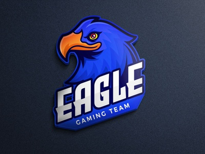 Eagle esports logo character illustration twitch logo team logo esportslogo game logo gaming logo esports logo esports