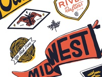 Badge Print