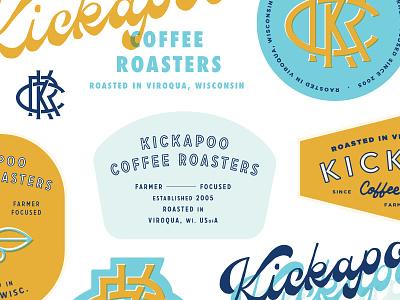 Kickapoo merch coffee swag apparel