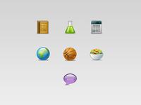 icons in progress - round 2