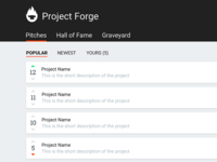 Project Forge
