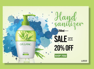 Hand Sanitizer Banner banner sale sanitizer hand