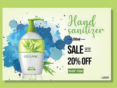 Hand Sanitizer Banner banner sale sanitizer hand