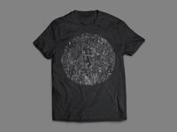 Projected Symbols T-shirt