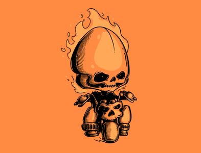 Mini Ghost Rider
