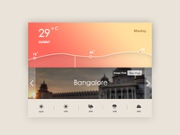 Daily UI #008_Weather