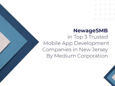NewAgeSMB in Top 3 Trusted Mobile App Development Companies in N