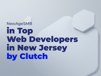 NewAgeSMB in Top Web Developers in New Jersey by Clutch