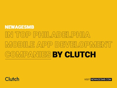 NewAgeSMB in Top Philadelphia Mobile App Development Companies b