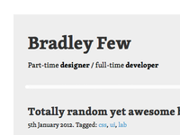 Bradleyfew.com