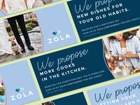 Zola Subway OOH Ads