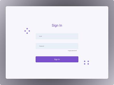 dashboard login ux design web ui login page dashboard design