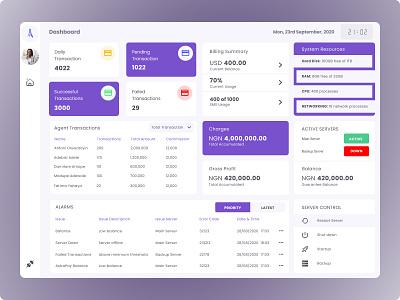 monitoring console design ux ui monitoring dashboard concept web dashboard ui dashboad