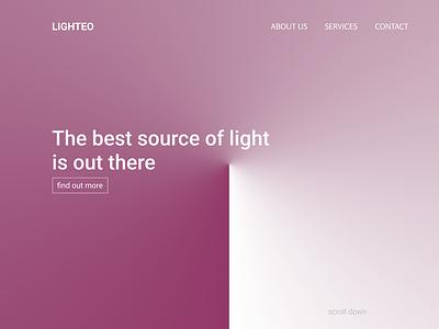 Website design website illustration design