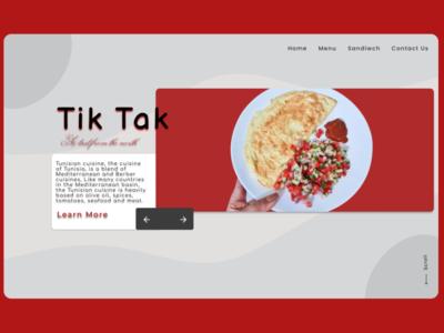 Landing page figma art landing uidesign mobile ui tunisia app ui adobe design