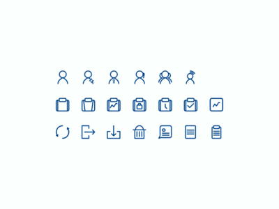 Icons: FCase