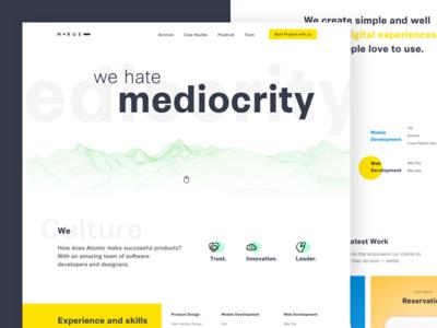 Morus.io - Agency Web