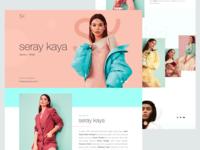 Celebrity — Landing Page