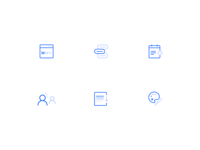 Icon Style style ux ui design icon
