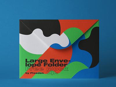 Free Folder Psd Envelope Mockup envelope mockup folder mockup