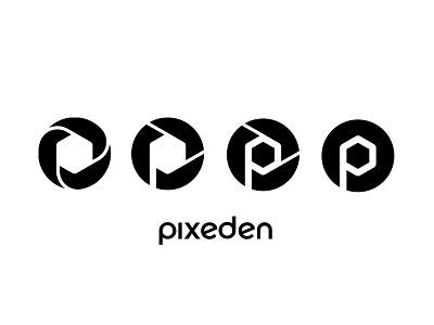 Animation Logo Pixeden animation logo pixeden