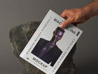 Free Psd Magazine Mockup Showcase 3 magazine design catalog design catalog mockup magazine mockup