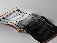 Free Open Square Psd Magazine Mockup magazine mockup