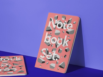 Free Notebook Psd Set Mockup Scene notebook design notebook mockup