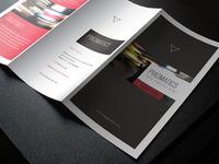 Corporate Tri Fold Brochure Template (Freebie)