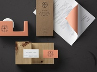 Free Basic Stationery Branding Vol 23