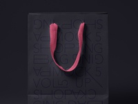 Free Psd Shopping Bag Mockup