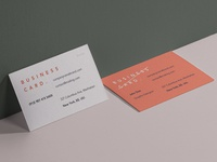 Free Psd Business Card Branding Mockup